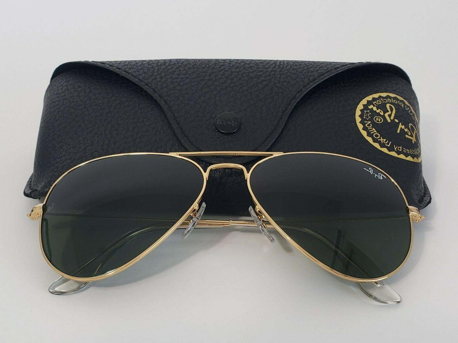 ray ban rb3025 l0205 unisex green g