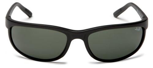 Ray-Ban RB2027 Icons Sports Sunglasses Black/Matte /