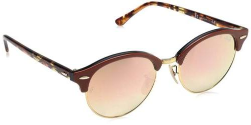 rb4246 clubround sunglasses 12207o