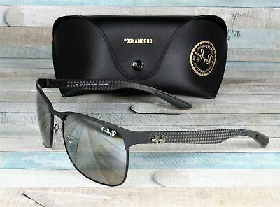 RayBan grey gradient Men's Sunglasses