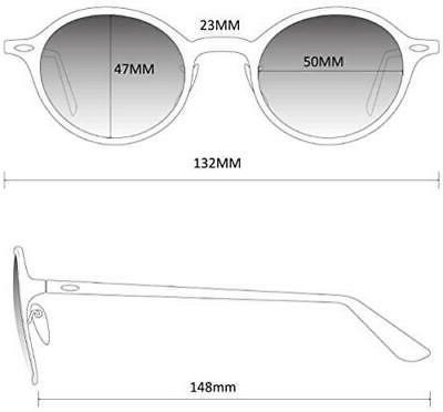 WearMe Pro - Lens Sunglasses, Black, One xTUk