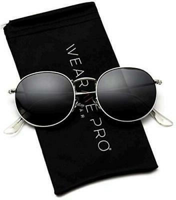 WearMe Pro - Lens Round Black, Size One Size xTUk
