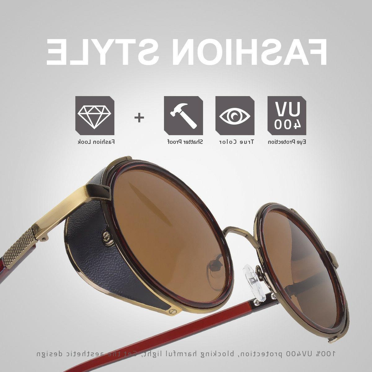 Vintage Retro Sun Glasses Punk