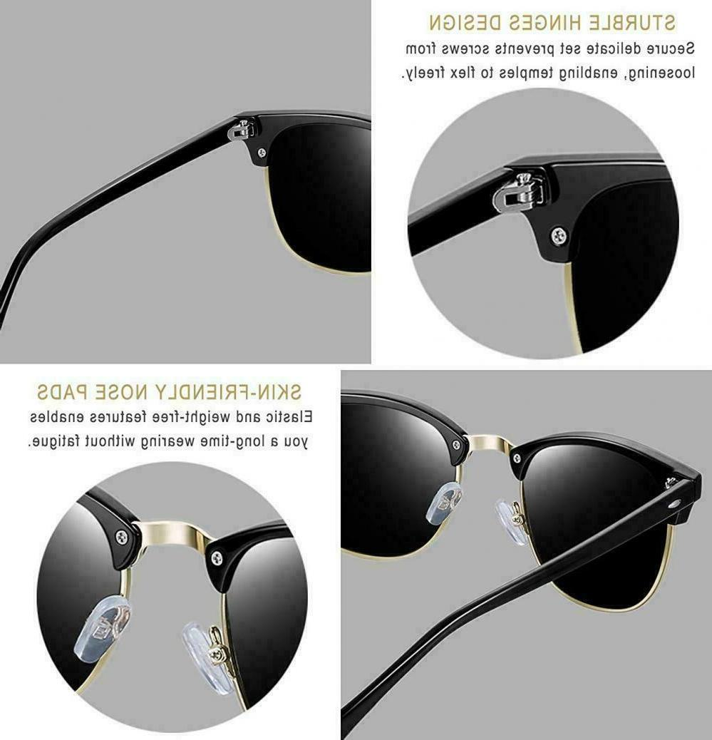 Joopin Semi Sunglasses Brilliant Frame