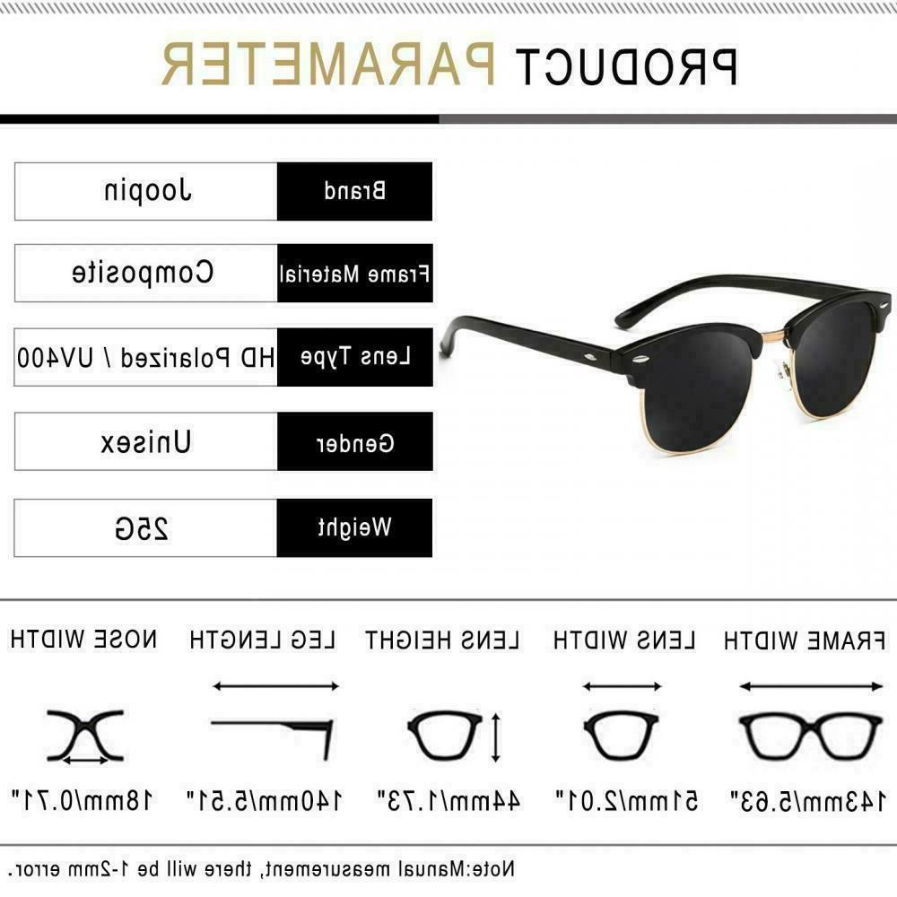 Joopin Sunglasses Frame