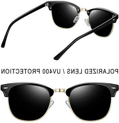 Joopin Rimless Sunglasses Retro Sun