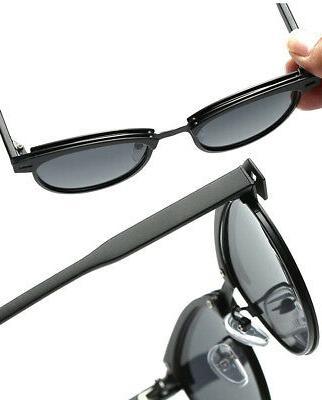 Joopin Rimless Polarized Sunglasses Sun