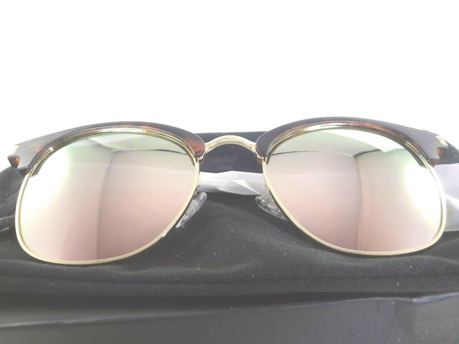 Joopin Semi Rimless Polarized Sunglasses Women 11-J