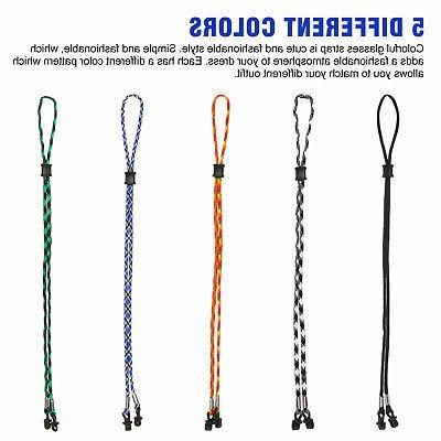 5PCS Sunglasses Rope Lanyard