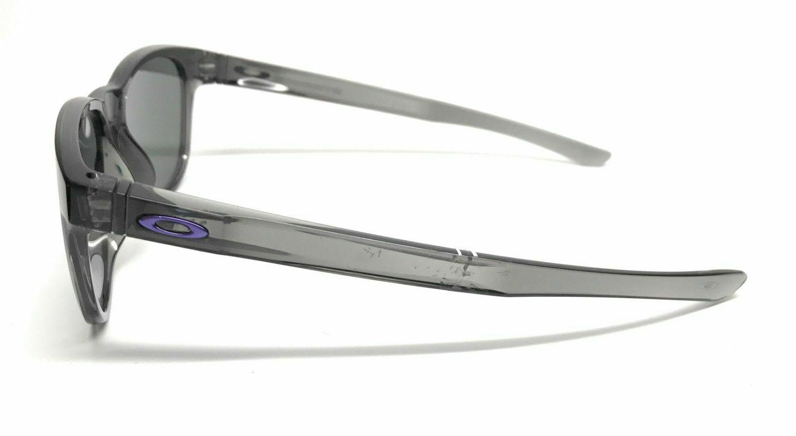 Oakley Sunglasses Grey Violet Iridium