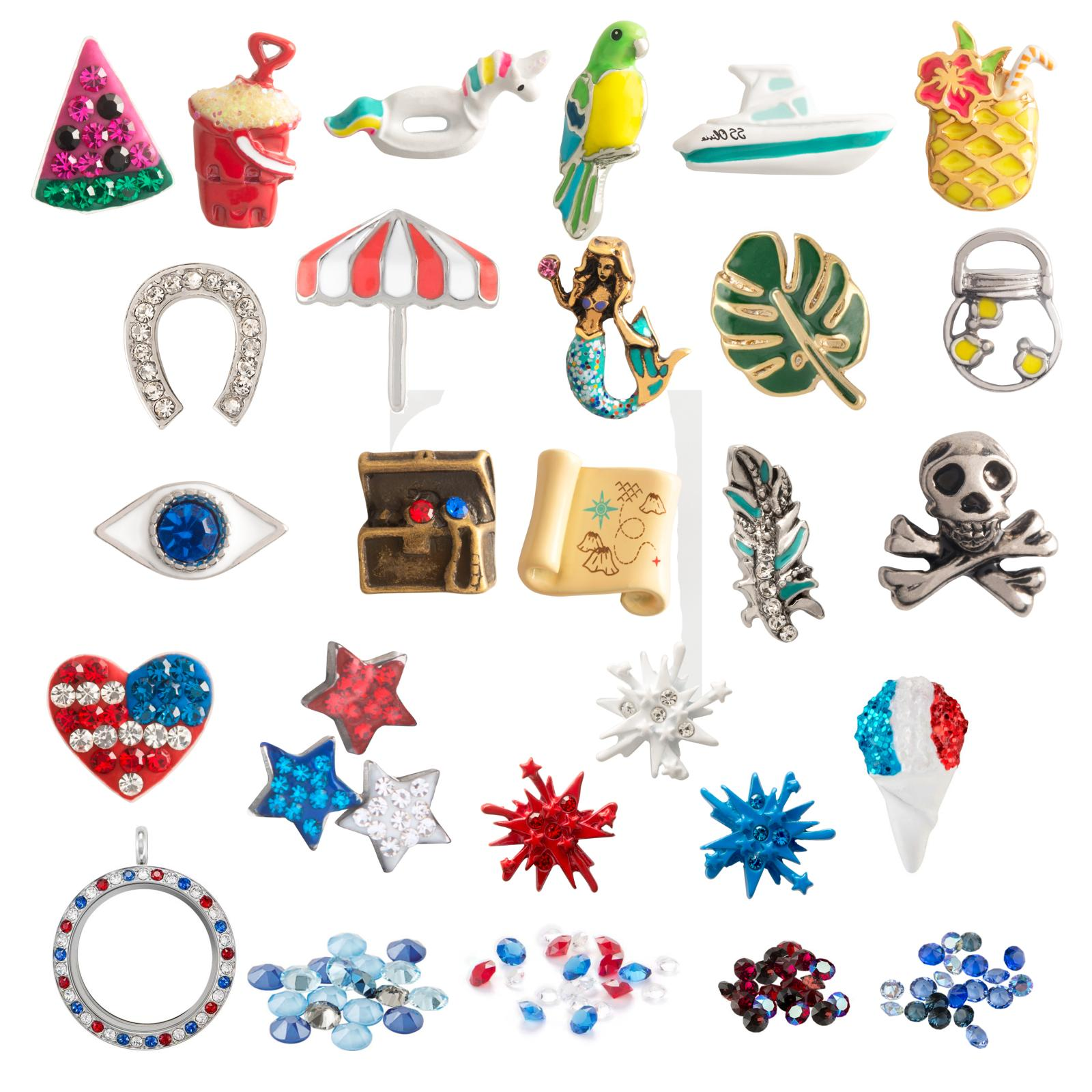 summer charms pirates july fourth new fun