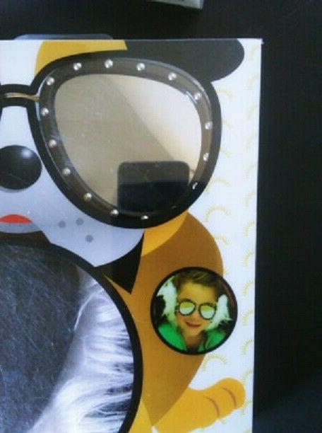 Sun Puppy designer sun-glass and detachable set , -
