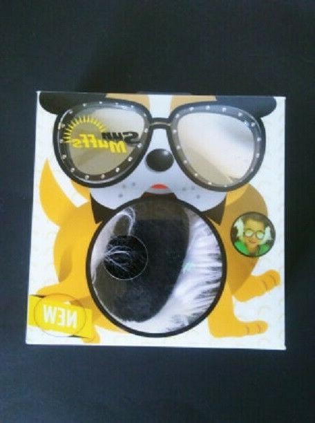 sun muffs puppy designer sun glass
