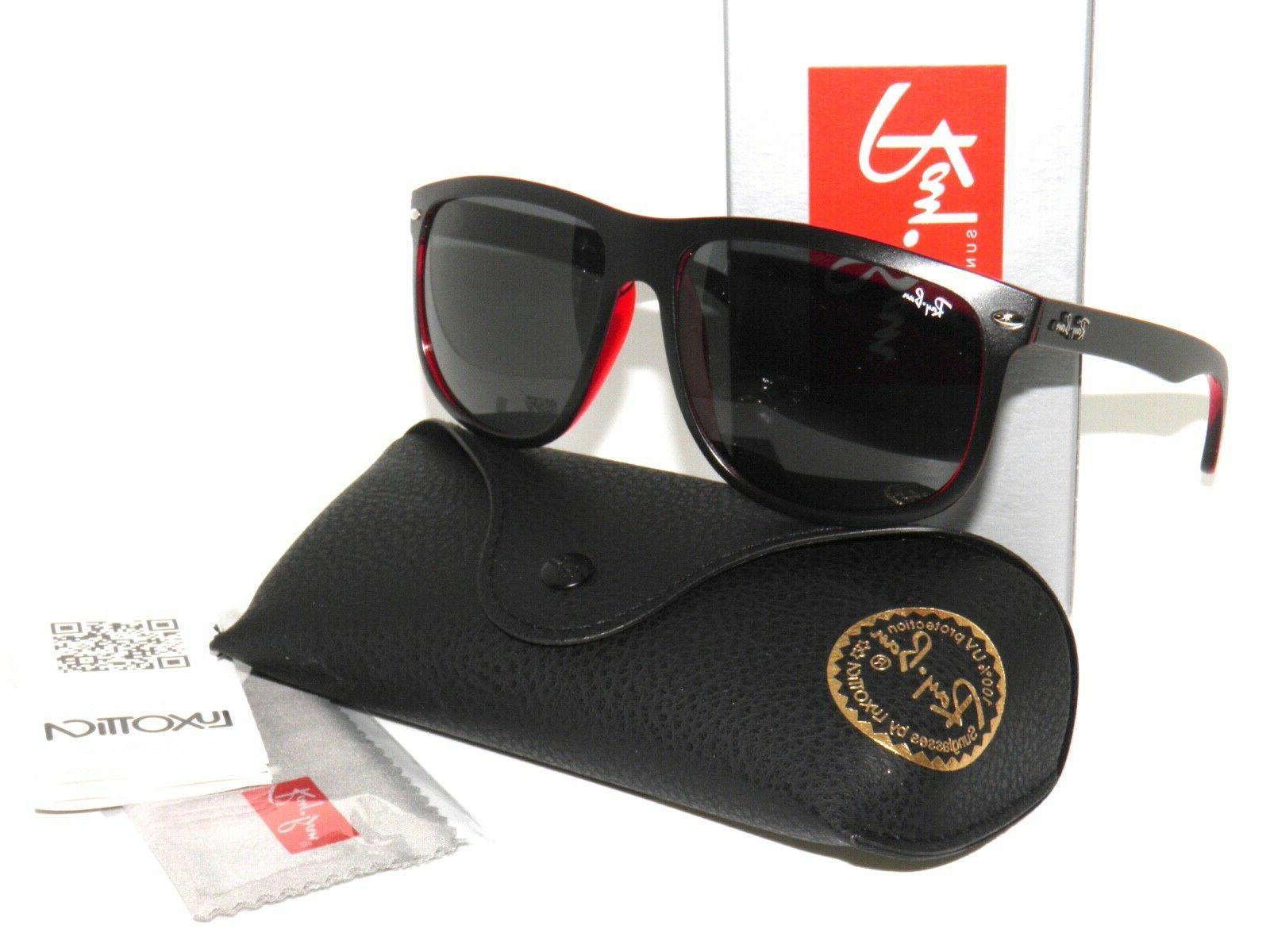 boyfriend sunglasses 4147 617187 60 black on