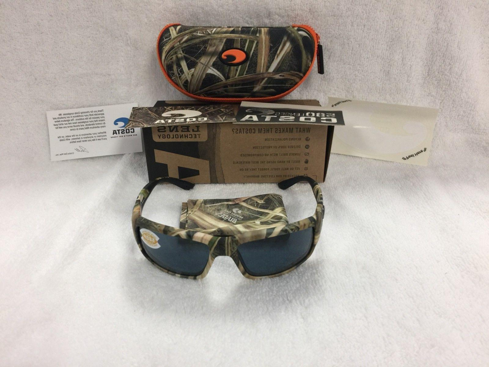 Costa Del Mar Sunglasses Fantail Polarized TF 65 OGP