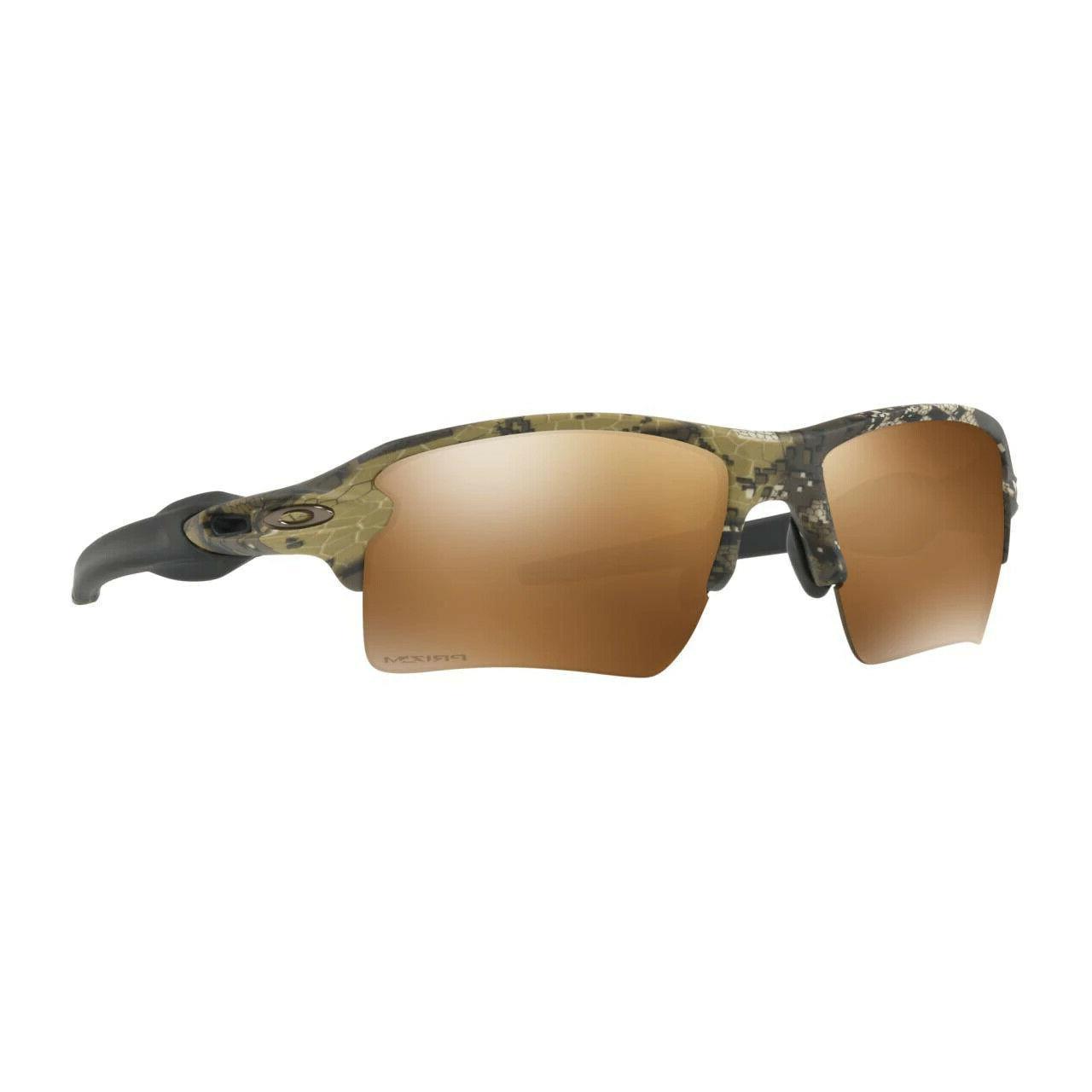 Oakley Sunglasses FLAK 2.0 XL DESOLVE BARE /PRIZM TUNGSTEN P