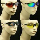 Sunglasses new sport frame drive motor cycle bike uv 400 men