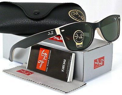 RAY BAN Sunglasses RB 4165 601/8G Black 51MM