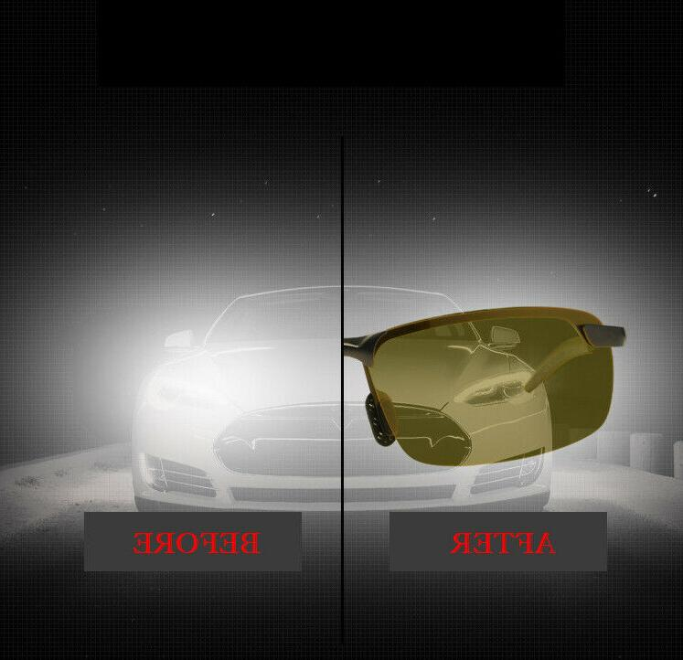 Night Vision Driving Aviator