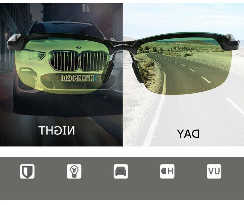 Tac HD+ Night Vision Men Driving