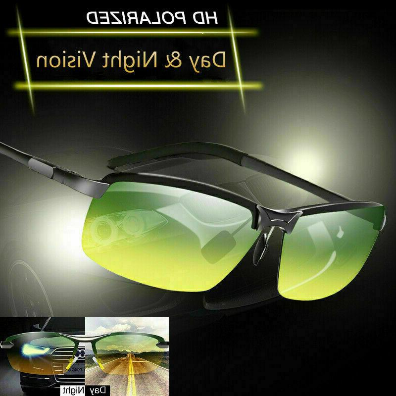 tac hd polarized day night vision glasses