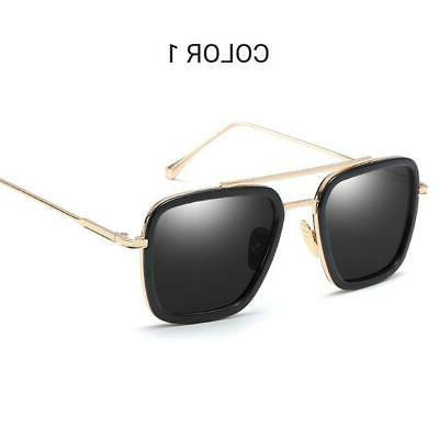 Tony Avengers Sunglasses Retro