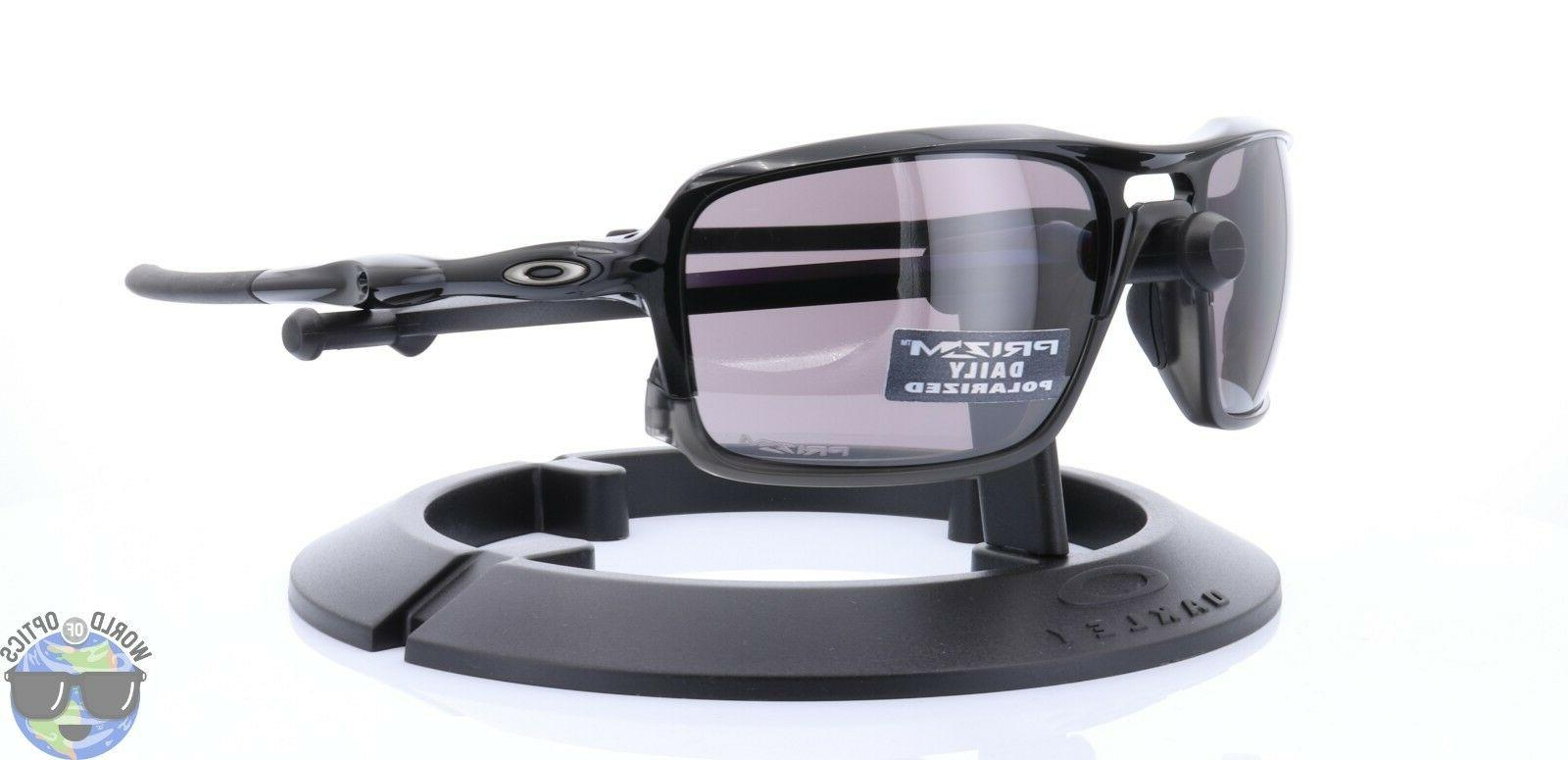 Oakley Triggerman Sunglasses OO9266-06 Black w/ Prizm Daily