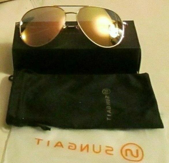 SUNGAIT Ultra Lightweight Sunglasses protection
