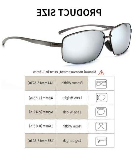 SUNGAIT Ultra Polarized Silver, FAST