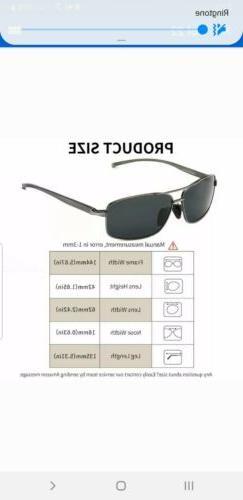 SUNGAIT Ultra Lightweight Polarized UV400 Protection NEW