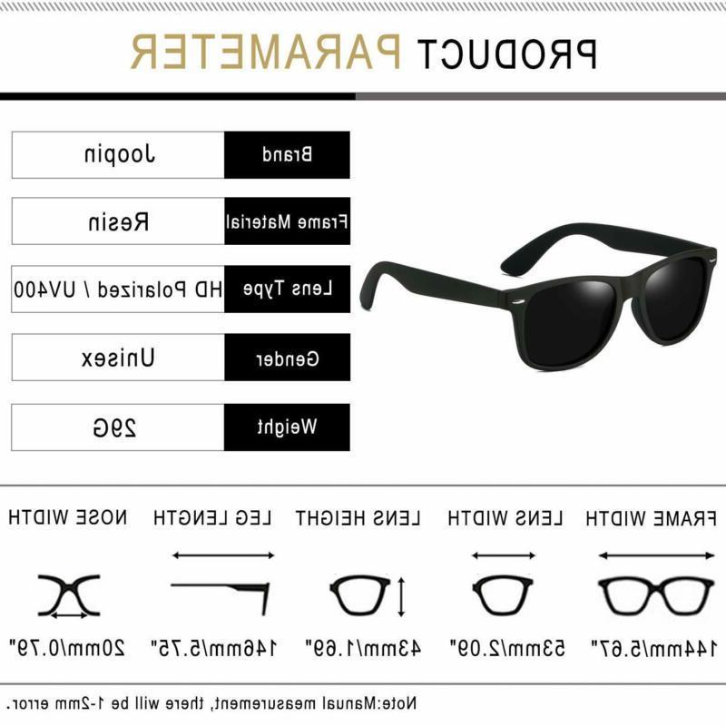 Joopin Sunglasses Classic Brand Designer Sun