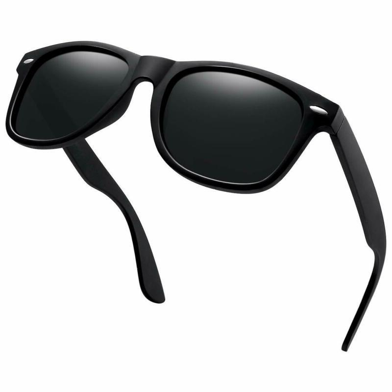 uni polarized sunglasses classic men retro uv400