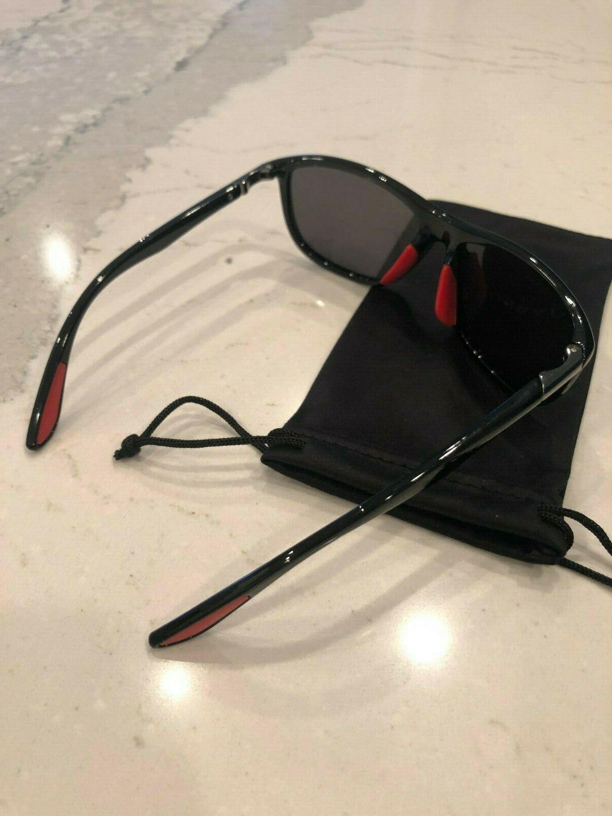 SUNGAIT Unisex Polarized Sunglasses Fashion Sun NEW + accessories