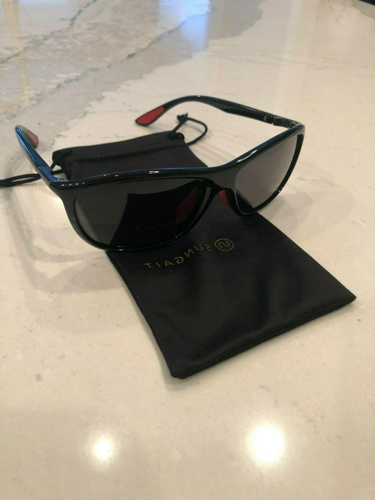 SUNGAIT Unisex Sunglasses Fashion Sun Glasses NEW
