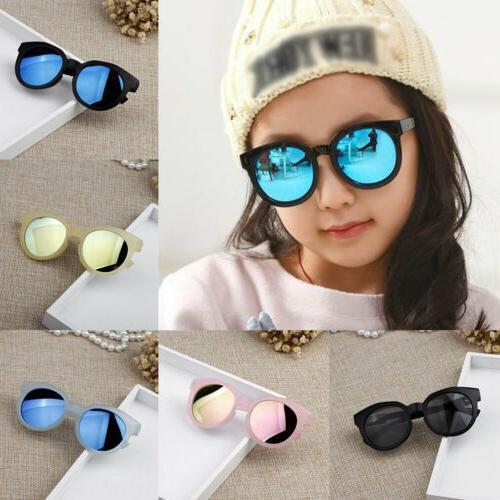 USA Girl Boys Anti UV Eyeglasses Glasses Toddler Baby Outdoo