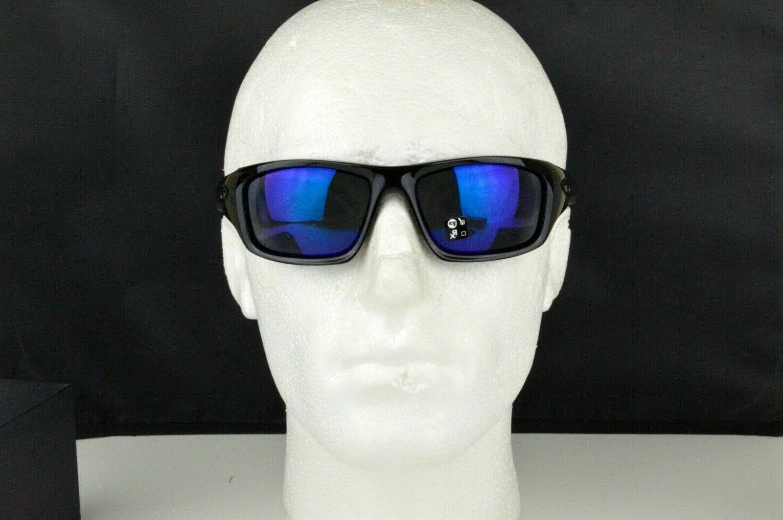 Oakley OO9236-07 W/ Fire Iridium Lens