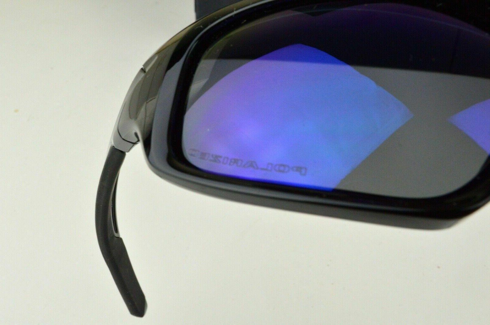10fa86928d Oakley Valve POLARIZED Sunglasses OO9236-12 Polished Black W