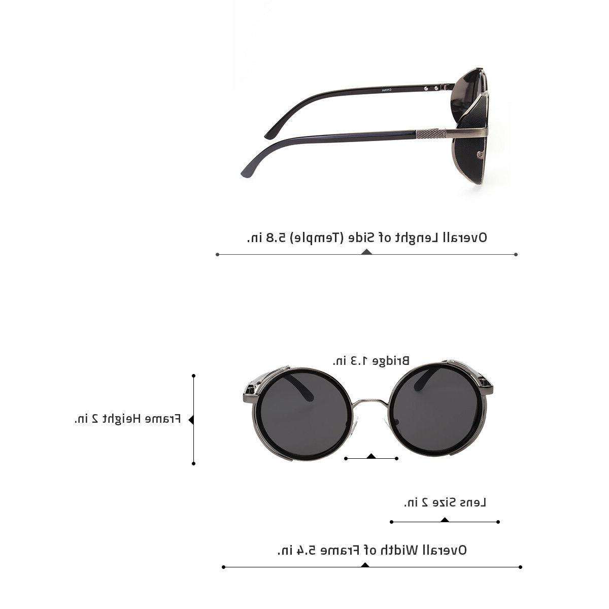 Vintage Sun Goggles Punk