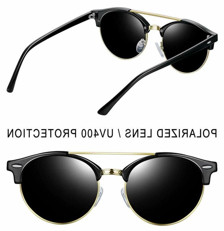 Joopin For Women Retro Polarized Sun Glasses