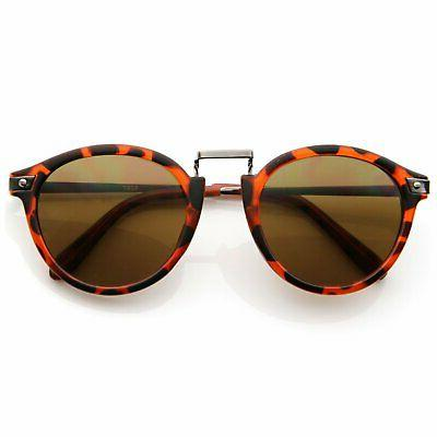 Vintage Horned Rim Sunglasses 8591