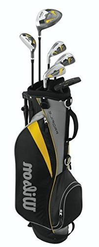Wilson Golf 2017 Profile Junior Set with Bag