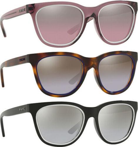 women s modified cat eye sunglasses w