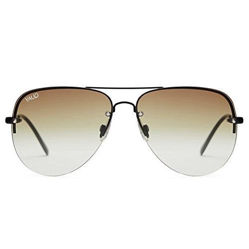 women s muse fade sunglasses black brown