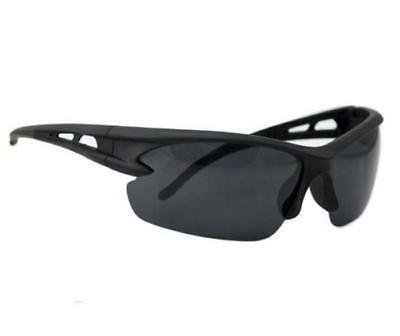 Wrap Around UV400 Polarized Sport Sun Glasses Cycling Fishin