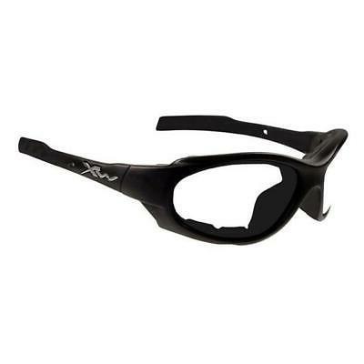 Wiley X XLF Matte Black XL-1 Tactical Sunglasses w/Strap