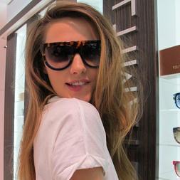 Ladies 2019 Vintage <font><b>Sunglasses</b></font> Woman Fla