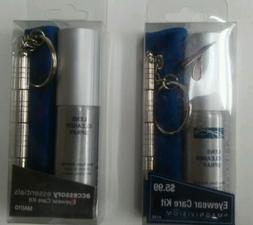 LOT OF 4 Eyewear Care Kit spray w/cloth Magnivision/Acc Esse
