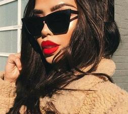 Luxury Women Sunglasses Uv400 Protective Eyewear Ladies Eleg