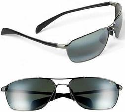 Maui Jim Maliko Gulch Sunglasses, Metallic Gloss Copper/HCL