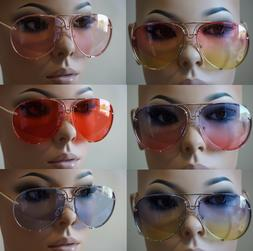 Men or Women OVERSIZED CLASSIC VINTAGE RETRO AVIATOR Style S